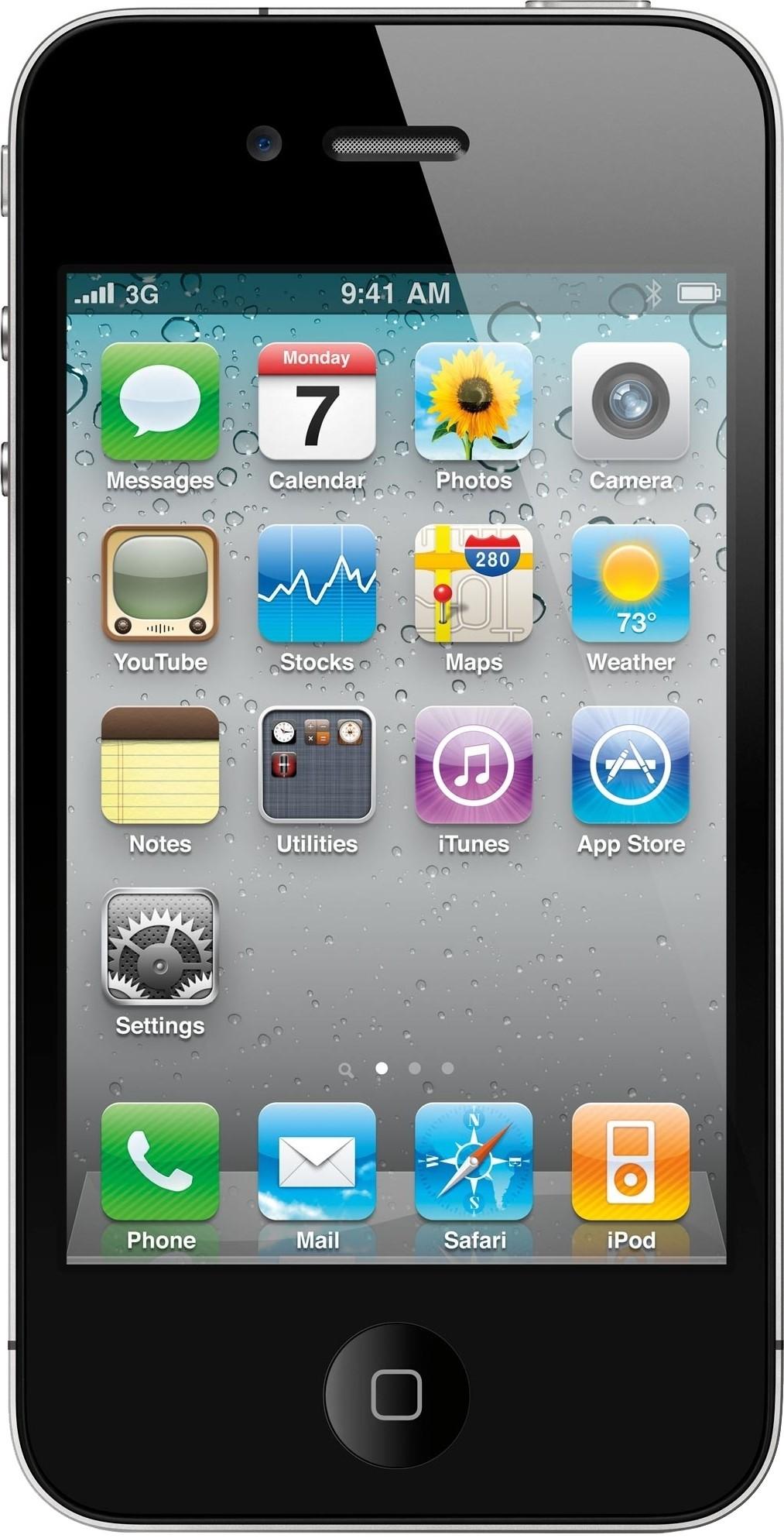 apple iphone 4 32gb цена украина
