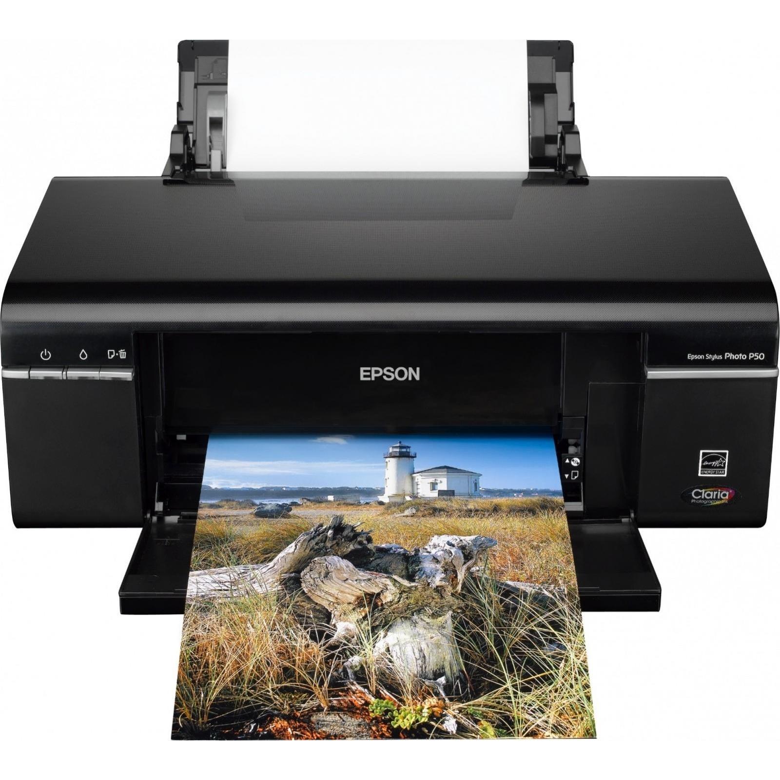 Печать фото дома