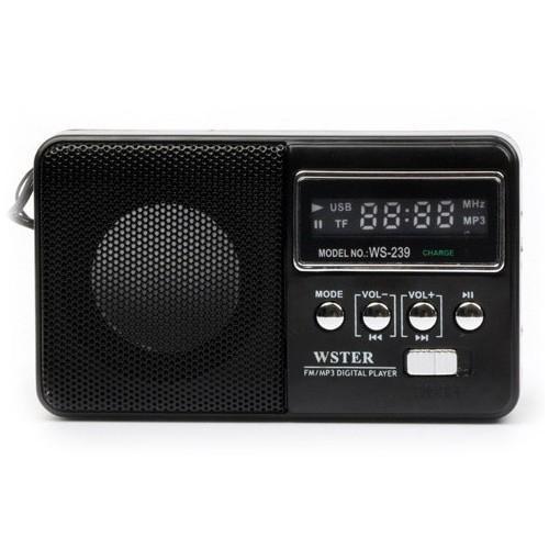 Wster Ws 239 Радиоприемник Инструкция - фото 7