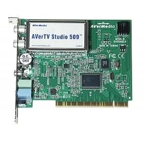 AVERTV STUDIO 509UA WINDOWS 8 DRIVER