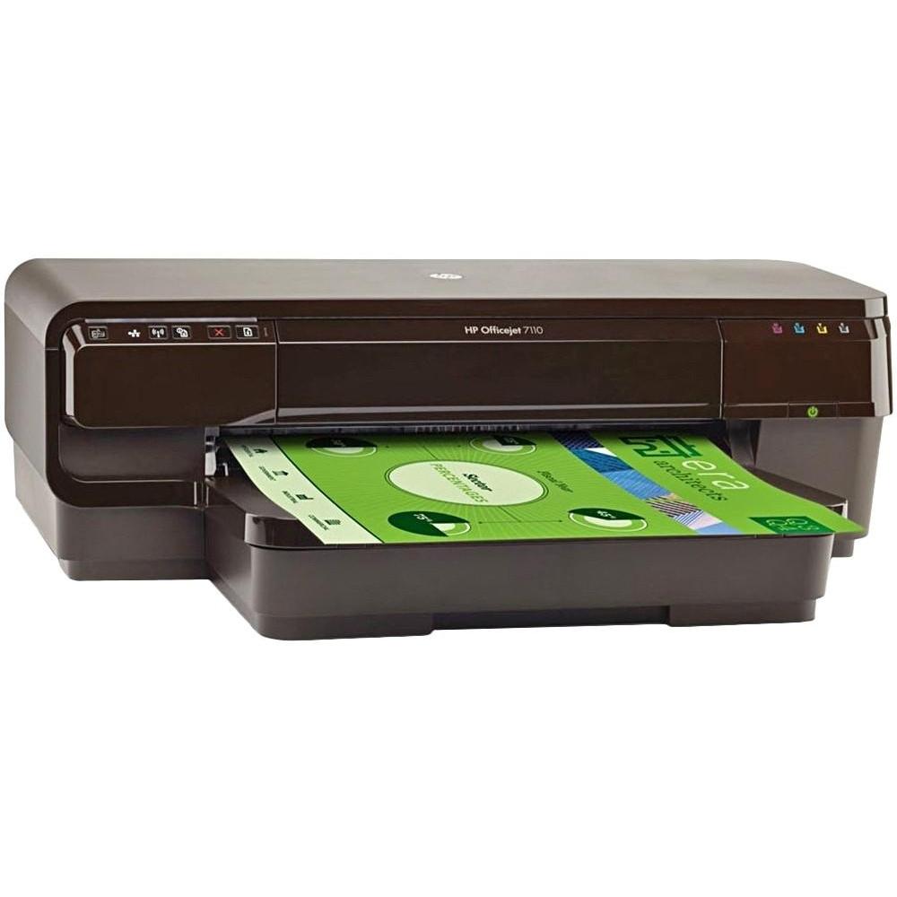Printer  Ink  HP DeskJet  OfficeJet  7110  A3+   33 32ppm 32mb PCL 3 Lan