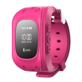 купить Smart Baby Q50 GPS Smart Tracking Watch Pink 131721f665387