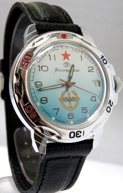 Часы наручные мужские Часы Восток Командирские 017 - Магазин оригинальных часов в Киеве