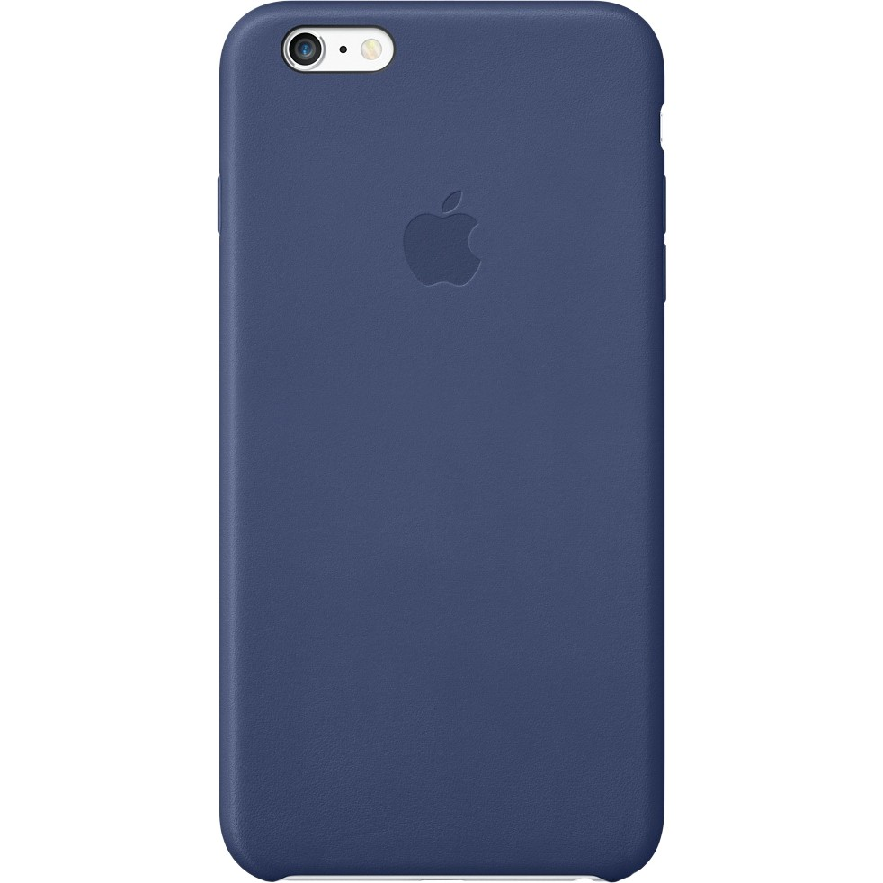 sports shoes 7c6f1 8bb7b iPhone 6 Plus Leather Case - Midnight Blue MGQV2