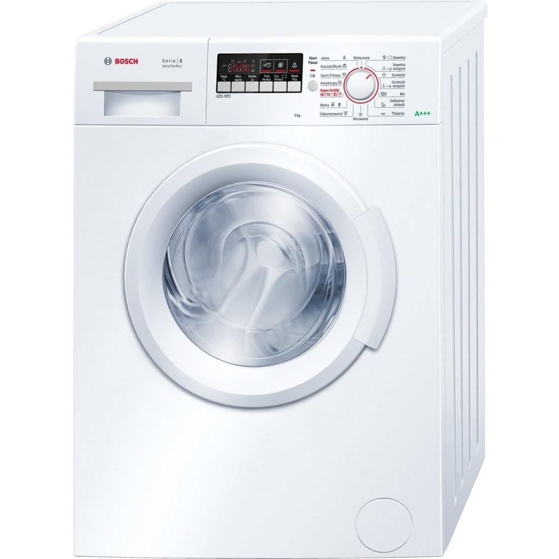 инструкция к стиральной машине bosch wab 2026 ppl