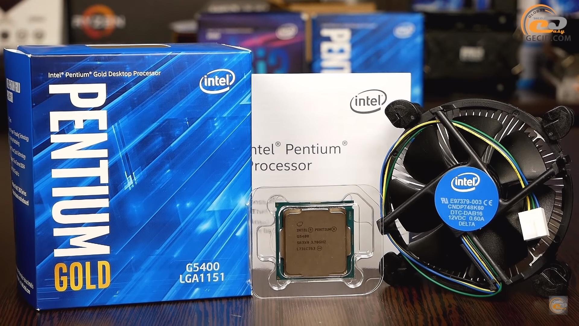 Intel Pentium Gold G5400 (BX80684G5400) купить в интернет-магазине: цены на процессор  Intel Pentium Gold G5400 (BX80684G5400) - отзывы и обзоры, фото и  характеристики. Сравнить предложения в Украине: Киев, Харьков, Одесса,  Днепр на