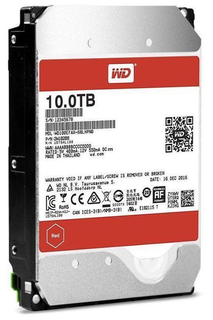Жесткий диск WD Red Pro (WD101KFBX) фотография 1 от пользователя Fedir  Polskyi d52140b054871