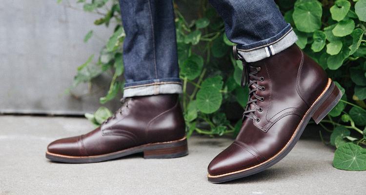 93ed8b70665 25 модных моделей мужской обуви для осени и зимы  1 - фото в блоге (