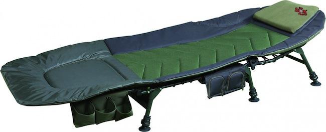 карповое кресло-кровать для рыбалки купить