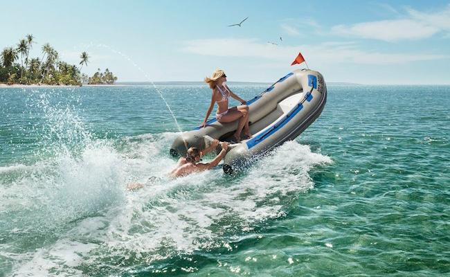 Як вибрати надувний човен?