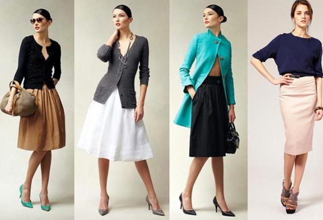 Модная Одежда Для Женщины За Сорок